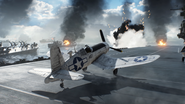 BF5 F4U Corsair Trailer