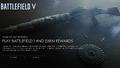 Road to Battlefield V Lewis Gun Splash 1