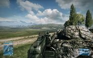 BF3 PKP Pecheneg Right Side
