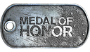 Medal Of Honor Dog Tag