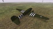BF1942.C-47 UK rear