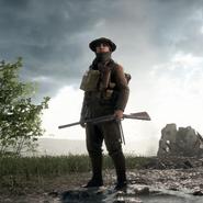 Battlefield 1 British Empire Assault Squad