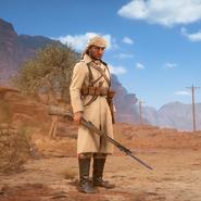 Battlefield 1 Ottoman Empire Scout Squad
