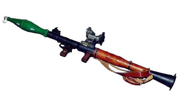 Shoulder-fired missile