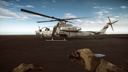 AH-1Z Viper left side BF4