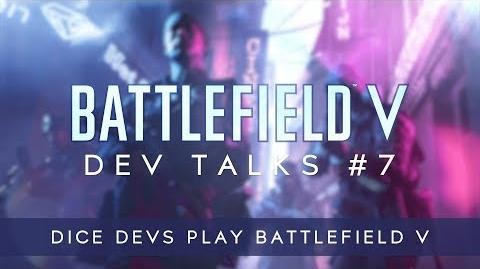Battlefield V Dev Talks DICE Devs Play Battlefield V
