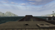 LCVP.Driver view.BF1942