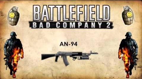 Battlefield Bad Company 2 - Assault Rifle Sounds