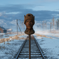 Battlefield 1 Red Army Sniper Decoy