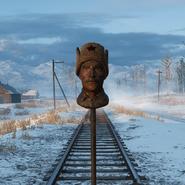 Battlefield 1 Red Army Sniper Decoy