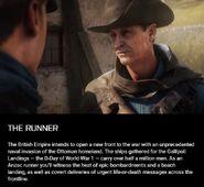 The Runner Description