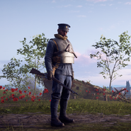 Battlefield 1 French Republic Cavalry Squad