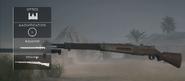 Luger rifle Custom