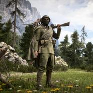 Battlefield 1 Kingdom of Italy Medic Squad