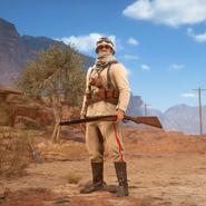 Battlefield 1 Ottoman Empire Assault Squad