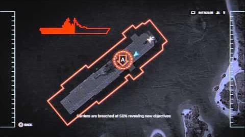 Carrier Assault Tutorial