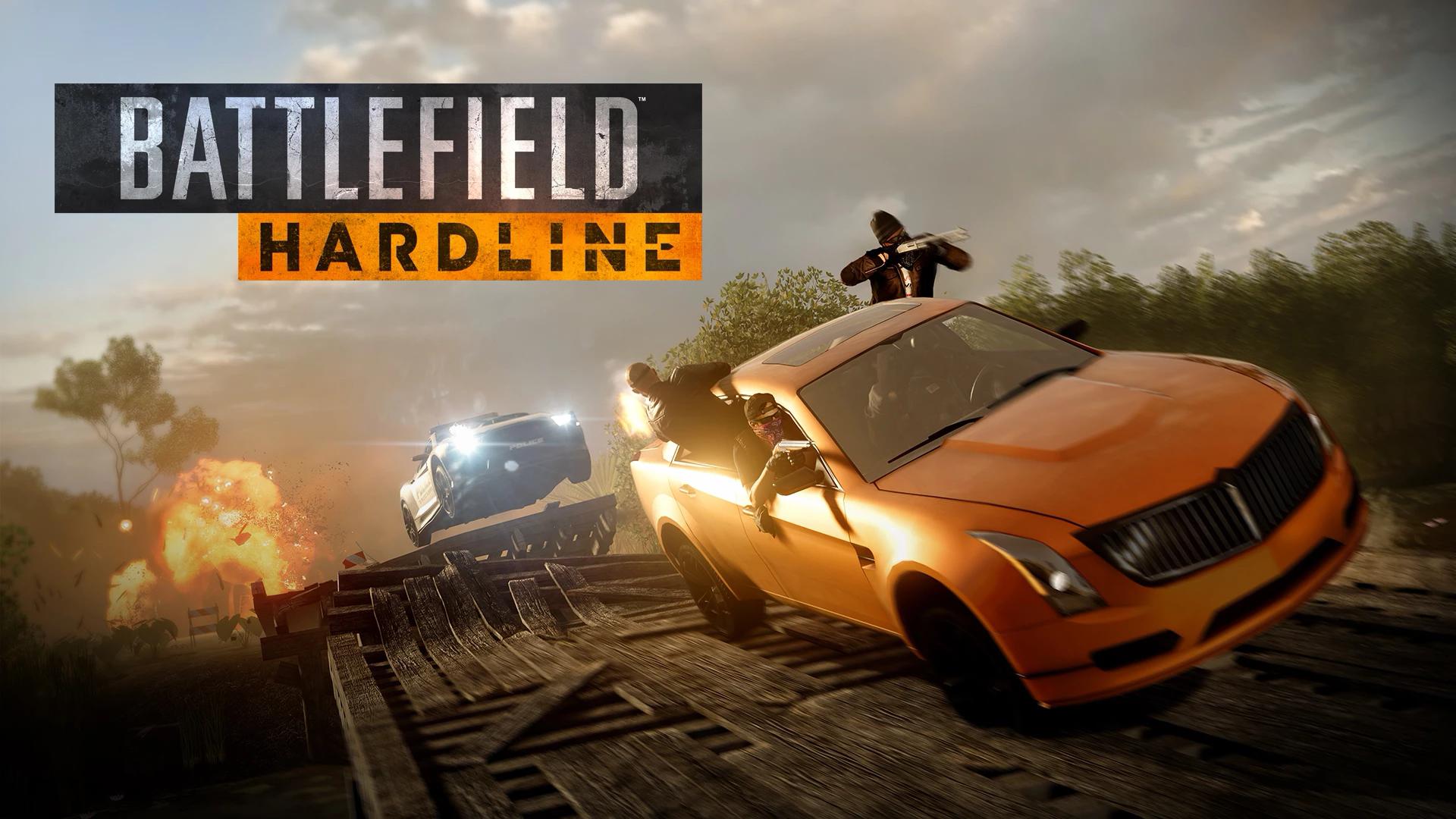 Battlefield Hardline: Hotwire Multiplayer Gameplay Trailer