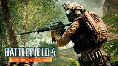Battlefield 4 Community Operations - Playtest Trailer