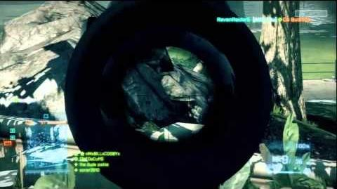 The SVD Battlefield 3 Beta