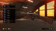 Battlefield V BAR M1918A2 Customization