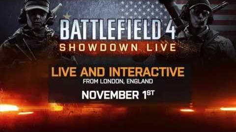Battlefield 4 Showdown Live - Team US