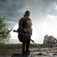 Battlefield 1 British Empire Scout Squad