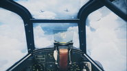 BF5 Yellow-Seven Cockpit