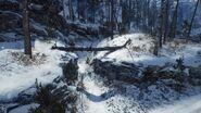 Łupków Pass Foothill's Artillery 03