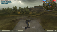 WZ-10 Third person view BF2