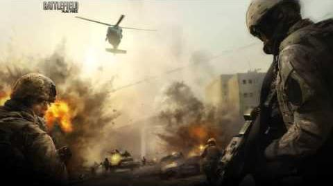 Battlefield Play4Free - Oman Loading Theme