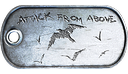 BF3 Attack From Above Dog Tag