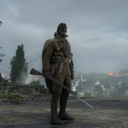 Battlefield 1 United States Scout Squad