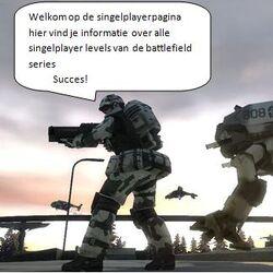 Singelplayer pagina