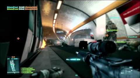 Battlefield 3 Operation Metro Multiplayer Gameplay Trailer (E3)