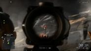 Battlefield 4 ACOG Screenshot