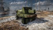 BF1 Assault Truck Back