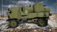 BF1 Assault Truck Left