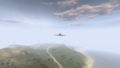 Corsair.3rd person rear.BF1942