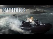 "Battlefield 4- Official ""Paracel Storm"" Multiplayer Trailer"