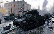 M4 Sherman BFV