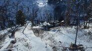 Łupków Pass Wreckage 03