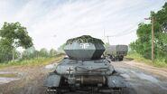 Flakpanzer IV rear BF5