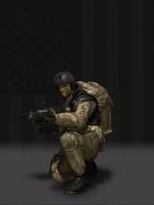 3 5 USLMG M249SAW