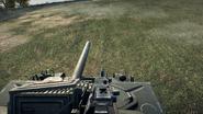BFV Sherman Top Gunner