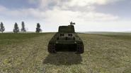 M4 rear view.BF1942