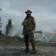 Battlefield 1 United States Assault Squad