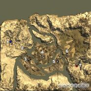 BF2 Zatar Wetlands 32 Players Map Alpha Screenshot