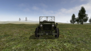 Willys MB front view.BF1942