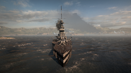 BF1 Dreadnought Bow