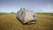 BF1 A7V Front